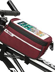 Недорогие -Сотовый телефон сумка 6.2 дюймовый Велоспорт для iPhone 8/7/6S/6 iPhone 8 Plus / 7 Plus / 6S Plus / 6 Plus iPhone X Черный Красный Темно-серый Велоспорт