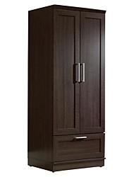 Недорогие -деревянные современные шкафы спальни