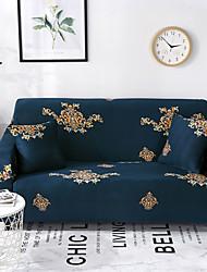 Недорогие -Европа классический печатный спандекс полиэстер чехол для дивана очень эластичный диван диван чехлы для кресел на двоих 3 или 4 места