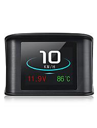 Недорогие -P10 HUD Head Up Display многоцветный автомобиль спидометр цифровой отражающий проектор