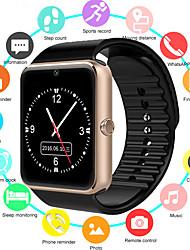 Недорогие -bs08 умные часы часы сим-карта push сообщение подключение bluetooth android&умные часы ios для телефонов