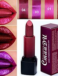 Недорогие -Марка cmaadu sexy 4 color diamond перламутровая помада блеск блеск для губ косметика водонепроницаемый длительный макияж губ.