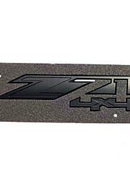 Недорогие -тонкий z71 4x4 эмблема наклейка наклейка значок для Chevrolet Silverado GMC