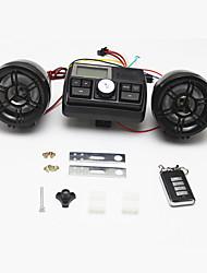 Недорогие -мотоцикл противоугонная heanbar mp3-плеер водонепроницаемый динамик с 3-дюймовым экраном