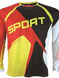 Недорогие -одежда для мотоциклистов унисекс полистер лето / весна&усилитель, усилитель; дышащий / быстро сохнет / солнцезащитный крем
