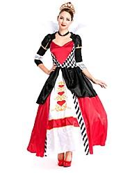 Χαμηλού Κόστους -Στολές χορού Φορέματα Γυναικεία Επίδοση Νάιλον Σχέδιο / Στάμπα / Διαφορετικά Υφάσματα Φόρεμα
