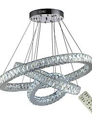 Недорогие -Современные светодиодные хрустальные люстры светильники для гостиной хрустальные люстры люстры потолочные светильники подвесные светильники подвесные потолочные светильники 110-120 В / 220-240 В