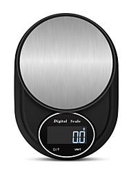 Недорогие -3 кг / 0,5 г кухонные весы электронные прецизионные измерительные инструменты баланс цифровой грамм приготовления пищи стекло жк-дисплей cx311-a03