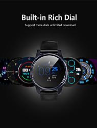 Недорогие -KUPENG X361 Мужчина женщина Смарт Часы Android iOS WIFI Bluetooth Водонепроницаемый Сенсорный экран GPS Пульсомер Измерение кровяного давления