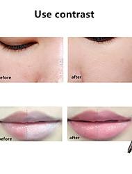 abordables -De Un Color 1 pcs Húmedo Corrector / Iluminador Corrector / Rostro # Moda Diseños de Moda / Mujer Ropa Cotidiana / Cita Maquillaje Cosmético