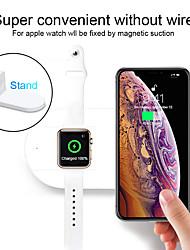 Недорогие -10 Вт держатель телефона зарядное устройство 7.5 Вт для Apple Watch 4 3 2 Iphone XS Макс XR 8 Plus X XS IWatch