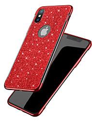 Недорогие -чехол для яблока iphone xs max / iphone x с подставкой / кошельком / держателем для карты чехлы для всего тела с цветком твердая тпу / искусственная кожа для iphon / e6 / 6s / 6plus6s plus / 7/8/7
