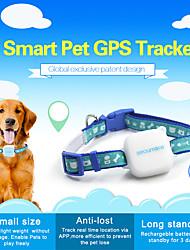 Недорогие -Smart Pet GPS-трекер мини-собака локатор позиционирования воротник точный GPS-трекер трекер кошка для животных устройства искатель водонепроницаемый