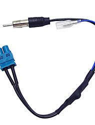 Недорогие -специальный адаптер радио антенны Fakra RF для Volkswagen RNS510 / RCD510 / 310 / Jetta / Golf / MK5