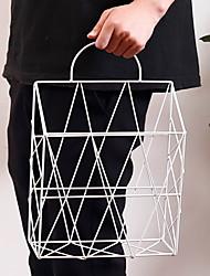 cheap -Storage Box Metal Ordinary Accessory 1 Shelf Household Storage Bags