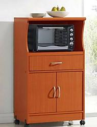 Недорогие -кухонный шкаф из красного дерева