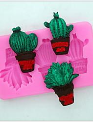abordables -2pcs Gel de sílice Cocina creativa Gadget Para utensilios de cocina Herramientas de postre Herramientas para hornear