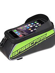 olcso -Kormánytáska 6 hüvelyk Kerékpározás mert Egyéb hasonló méretű telefonok Lóhere Ezüst Rubin Treking bicikli Szórakoztató biciklizés
