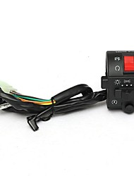 Недорогие -7/8 дюймов мотоцикл руль электрический сигнал поворота 12 В постоянного тока для Suzuki