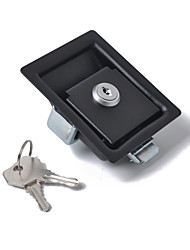 Недорогие -автомобиль черный ящик для инструмента замок в.в. весло входная дверь замок защелка ручка ручки засов