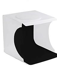 Недорогие -мини фотостудия фото лайтбокс комплект белый шнур питания 2м