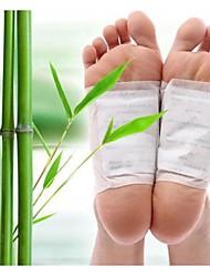 Недорогие -10 шт kiyeski бренд имбирь соль детоксикации подушечки лап патчи ноги здравоохранения