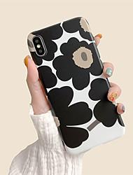 ราคาถูก -case สำหรับ apple iphone 7 / iphone 8 แบบปกหลังดอกไม้ soft tpu สำหรับ iphone 7 / iphone 8