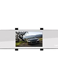 Недорогие -Lenovo HR02 1080p Full HD / с задней камерой / Загрузочная автоматическая запись Автомобильный видеорегистратор 170° Широкий угол 5 дюймовый IPS Капюшон с Ночное видение / G-Sensor / Режим парковки
