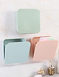 Недорогие -Ванная комната бесплатно штамповки бесплатный переключатель настенный водонепроницаемый ящик для хранения