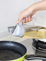 halpa -Hartsi Lasi Silikoni Öljynannostelijat Yksinkertainen kätevä Grip Keittiövälineet Työkalut Päivittäiskäyttöön Monikäyttö For Keittoastiat 1kpl