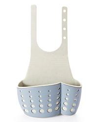 رخيصةأون -جودة عالية مع البلاستيك اكسسوارات مجلس الوزراء لأواني الطبخ مطبخ تخزين 2 pcs