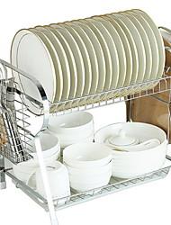 baratos -Alta qualidade com Aço Inoxidável Acessórios para gabinete Para utensílios de cozinha Cozinha Armazenamento 1 pcs