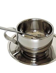 Недорогие -Нержавеющая сталь Инструкция Овал 5 шт. Чашка
