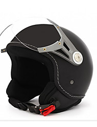 billige -ROAD Halvhjelm Voksen Unisex Motorcykel hjelm Hurtighed / Ridsefri / Nem dressing