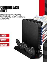 Недорогие -комплекты зарядного устройства / подставка / ящик для хранения карт для ps4 prop многофункциональный кронштейн с рукояткой