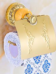 Недорогие -Держатель для туалетной бумаги Креатив Современный Сплав титана 1шт - Ванная комната На стену