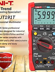 Недорогие -uni-t ut191t профессиональный мультиметр true rms ip65 водонепроницаемый / пыленепроницаемый цифровой мультиметр измерение температуры / потери напряжения