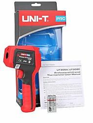 Недорогие -uni-t ut309c профессиональный лазерный инфракрасный термометр ручной termometro цифровой промышленный бесконтактный лазерный измеритель температуры