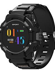 Недорогие -F7 смарт-часы в режиме реального времени сердечный ритм SmartWatch монитор температуры GPS-оповещения оповещения спорт на открытом воздухе смарт-часы