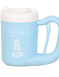 Недорогие -Маленькие зверьки Чистка Полипропиленовая пряжа Ванночки На каждый день Синий Розовый