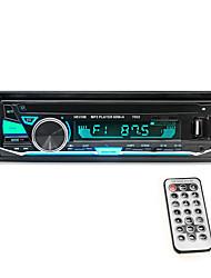 Недорогие -Hevxm 7003 1 din автомобильный mp3-плеер mp3 / встроенный Bluetooth / выход на сабвуфер для универсальной поддержки Bluetooth MP3 / WAV / вспомогательный / Pandora