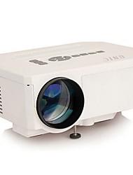 Недорогие -Uc30 HD мини светодиодный проектор / родной 640x480 / поддержка HDMI / три стекла линзы / 150 люмен с пультом дистанционного управления