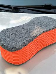 Недорогие -мягкая сильная влагопоглощающая губка для чистки авто авто чистящие принадлежности