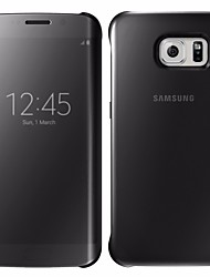 Недорогие -Кейс для Назначение SSamsung Galaxy A3 (2017) / A5 (2017) / A7 (2017) Защита от удара / Защита от пыли Чехол Однотонный Твердый ПК
