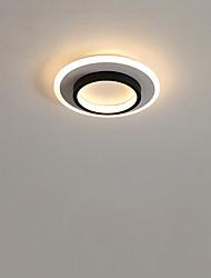 Недорогие -Линейные Потолочные светильники Рассеянное освещение Металл Акрил LED 110-120Вольт / 220-240Вольт Теплый белый / Холодный белый