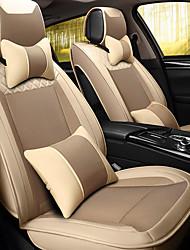 Недорогие -новые дышащие ледяные подушки сидений для автомобилей автозапчасти подушки сиденья лето прохладный коврик универсальная автомобильная подушка / пять мест / общий мотор чехлы на сиденья /