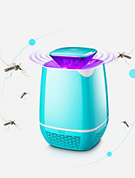 Недорогие -1шт Ночные светильники Фиолетовый USB Насекомое Москито Fly Killer / Репеллент