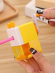 Недорогие -точилка для карандашей с ручным приводом механическая точилка для детей точилка для карандашей животных
