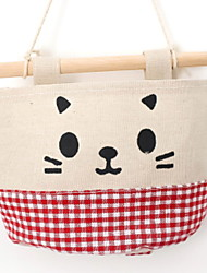 Недорогие -Коробка для хранения Нейлон Обычные Дорожная сумка 1 сумка для хранения Сумки для хранения домашних хозяйств