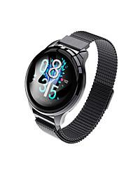 Недорогие -VO363C Женский Смарт Часы Android iOS Bluetooth Сенсорный экран Пульсомер Измерение кровяного давления Израсходовано калорий Smart
